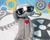 Get Your Nerd On Robot