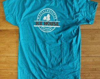 Ice House Shirt Dawson's Creek 90's American Apparel s, m, l, xl, xxl