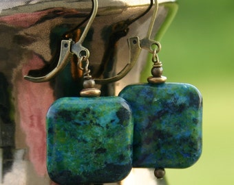 Turquoise Earrings for Her