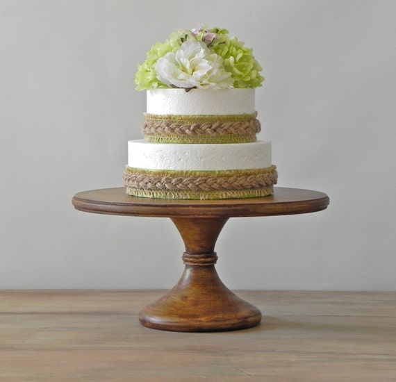 18 wedding cake stand cupcake pedestal stand rustic wooden wedding