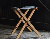 Lewis and Clark Expedition Stool by Peg and Awl