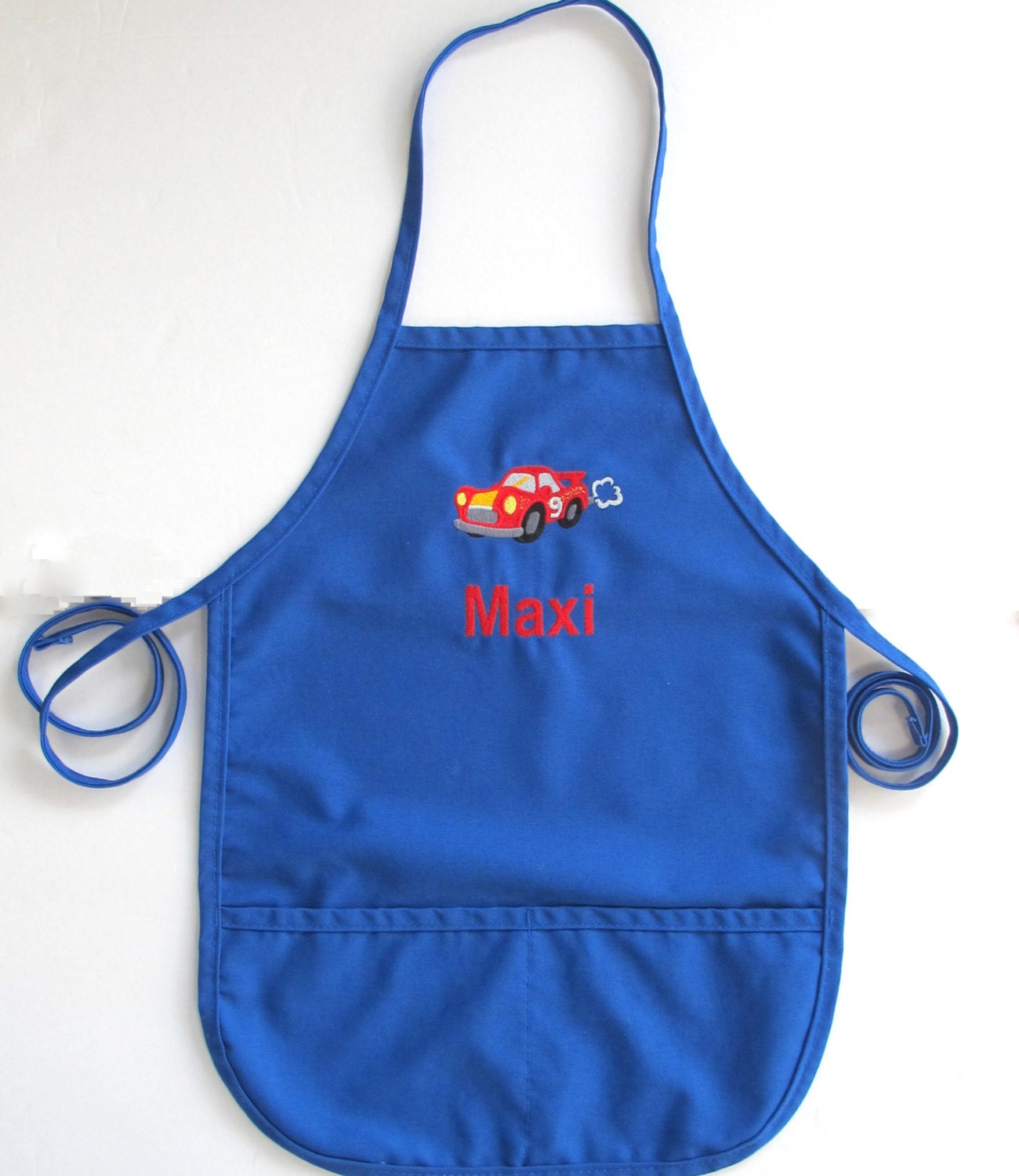 Personalized Apron For Kids Childrens Custom By ATwinkleStar