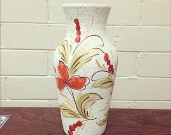 Mid Century Italian Flower Vase