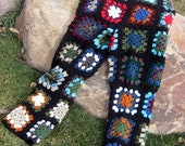 Quirky Crochet Pants Granny Square Custom Order
