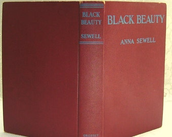 Black Beauty, the Autobiography of a Horse - by Anna Sewell
