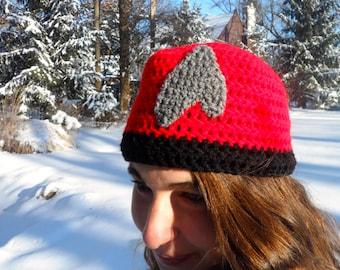 Star Trek Hat - Engineering Red