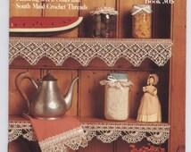 A Book of Edgings - J & P Coats Book 305 FMB00052