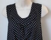 S-3X - Post Surgery Shirt - Shoulder, Breast Cancer, Heart / Special Needs / Adaptive Clothing / Rehab / Breastfeeding  - Style Sara