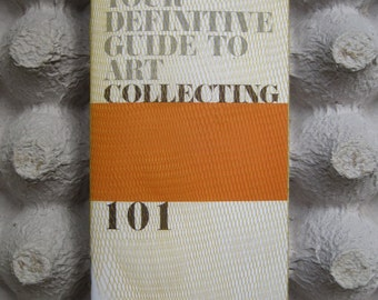 MARKET guide to art collecting 9cm x 21cm