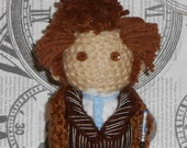 10th Doctor Doll (Doctor Who)