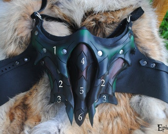Custom Dragon Slayer's Lower Half Mask