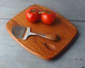Vivianna Torun Teak Board & Knife