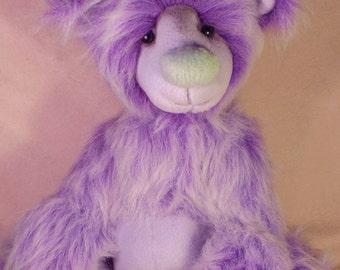 Meet Hoseby A Handmade One Of A Kind Artist Bear From Billington Bears