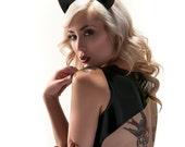 Latex Kitty Ears