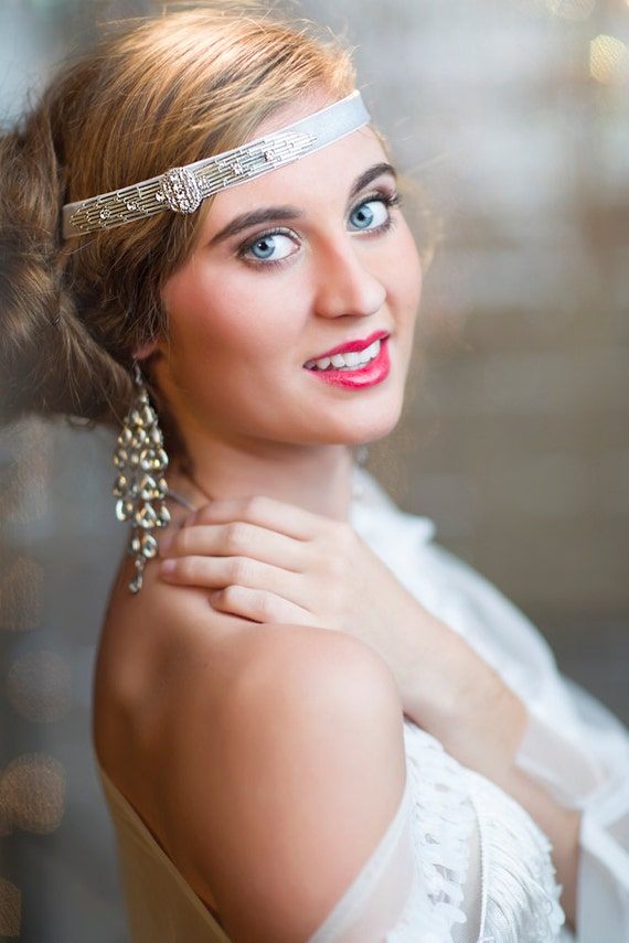 20s Style Hair Accessories Wedding hair accessory