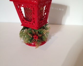 Vintage Christmas Candlelighter Candle made in Hong Kong