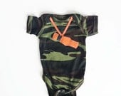 Camouflage Duck Call Hunting One Piece, Duck Commander Shirt