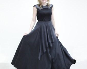 Full length skirt | Etsy