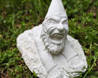 DIY Zombie Gnomes: Stan the Zombie Man with Optional Paint Kit