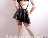 Latex Circle Skirt