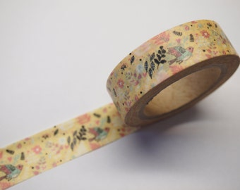 Bird Washi Tape (10M)