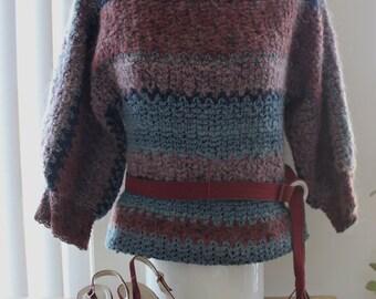 80s Saks Fifth Avenue acrylic sweater