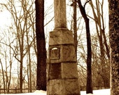 Dutch Gap (Citie of Henricus) Cross with Verse - Virginia