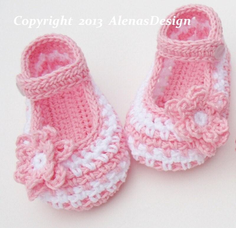 Baby Booties Crochet Pattern Newborn Slippers Shoes Posh Patterns