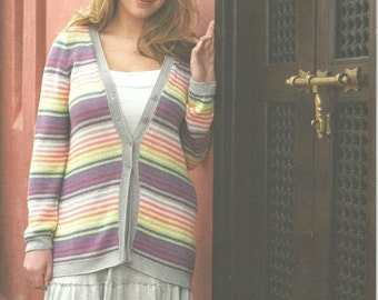 Summer by Debbie Bliss Knitting Pattern Book NEW