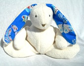 Organic, Lop Eared Bunny Rabbit,  Baby Soft Toy