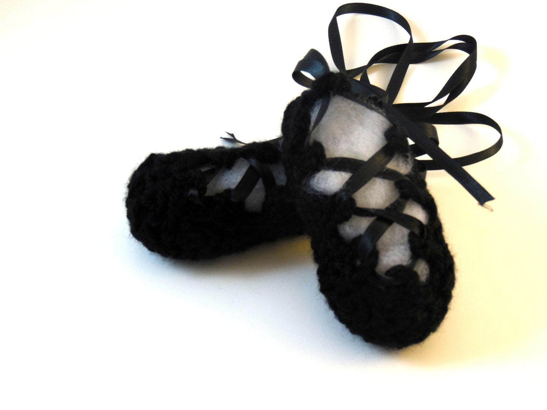 Irish Dance Shoes Drawing Irish Dance Shoes in Black