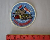 U.S.S. Silversides Boy Scout Patch