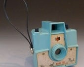 SALE: Blue Imperial Mark XII Six Twenty Vintage Box Camera