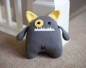 Dot the Stuffed Animal Monster Toy