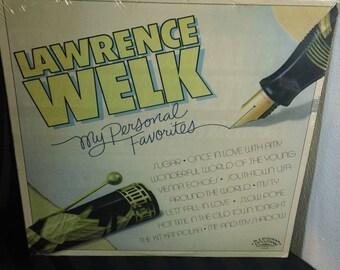 "Lawrence Welk - My Personal Favorites - R 8183 - 12"" vinyl lp, album (Ranwood Records,1978) Still Sealed"