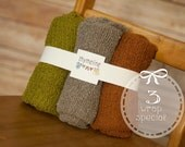 3 Newborn Baby stretch wraps, Knit soft and stretchy, photography prop, newborn prop, stretch wrap
