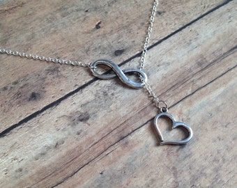 love you always necklace