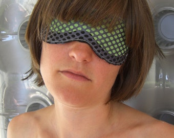 "Sleep mask ""Discofreck"""