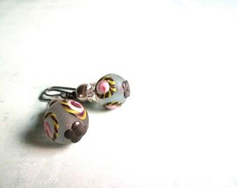 Blossom Earrings by Nancelpancel on Etsy