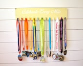 Running Medal Display - Celebrate Every Mile - Large