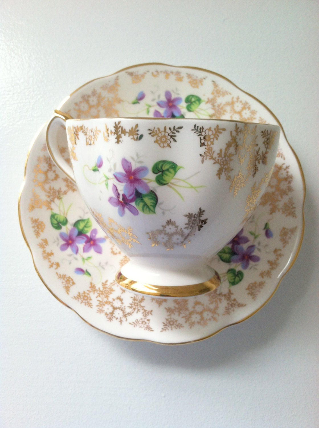 english bone china tea cup and saucer wedding gift tea party. Black Bedroom Furniture Sets. Home Design Ideas