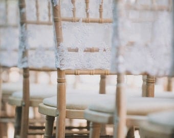TO HIRE: Chair Covers