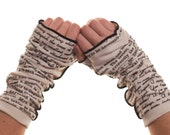 Persuasion Writing Gloves