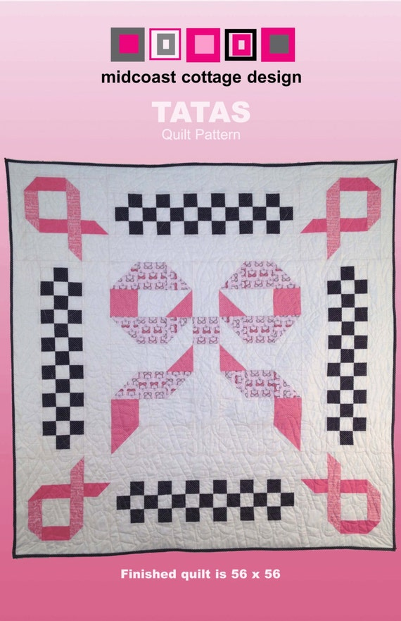 Tatas Inspired By Riley Blake S Fabric Line Think