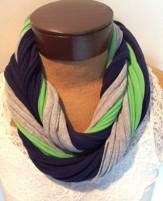 items similar to seattle seahawks scarf 12th t