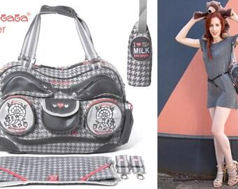 designer baby bag a2lg  Designer Baby nappy changing bag