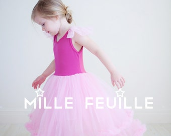 Aurora Dress - sleeping beauty Princess Aurora dress pettiskirt dress couture inspired princess dress