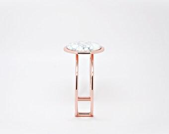 Marble Bracelet – Rose Gold