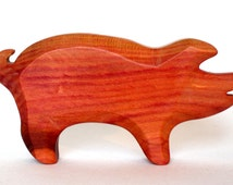 Pig from Plum Wood,
