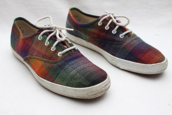 90 s vintage keds canvas shoes sneakers
